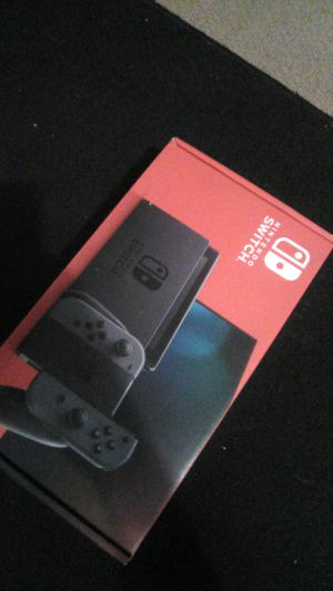 Nintendo switch for Sale in Moreno Valley, CA