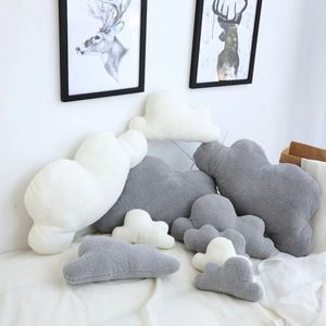 Bundle of 3 New Gray & White Cloud Pillow for Sale in Fort Lauderdale, FL