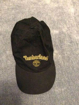 Timberland black baseball cap for Sale in San Francisco, CA