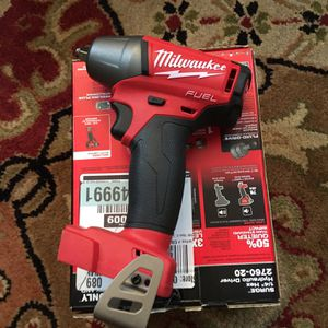 Milwaukee M18 3/8 Square -Ring Impact Wrench for Sale in Nashville, TN