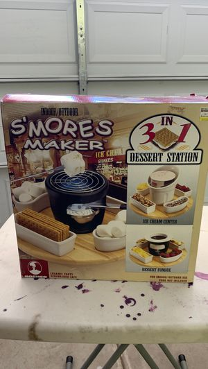 3 in 1 dessert station kitchen appliance for Sale in Phoenix, AZ