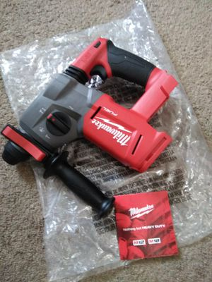 """Milwaukee New ROTARY HAMMER 1"""" SDS.(BRAND NEW) NUEVO for Sale in Los Angeles, CA"""