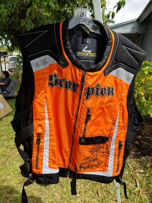 Scorpion Motorcycle Vest for Sale in Miami Springs, FL