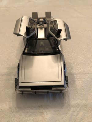 Back to the Future DeLorean Collectible Toy Car for Sale in Phoenix, AZ