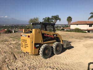 Dump truck bobcat hauling demolition concrete asphalt dirt grading for Sale in Chino, CA