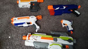 Nerf gun lot for Sale in Indianapolis, IN