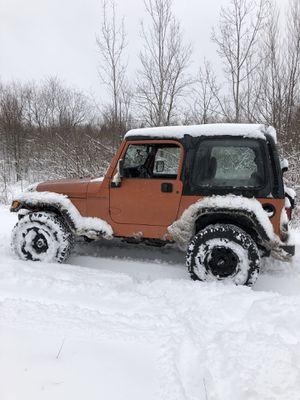 2002 Jeep Wrangler TJ for Sale in Dayton, OH