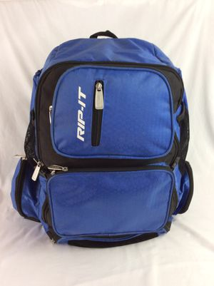Rip It Softball Baseball Bat Backpack GREAT CONDITION for Sale in Huntington Beach, CA
