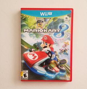 Mario Kart 8 - Nintendo Wii U for Sale in Las Vegas, NV