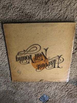 Neil Young Harvest Vinyl Record for Sale in North Las Vegas, NV