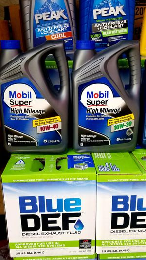 Mobil high mileage for Sale in Montclair, CA