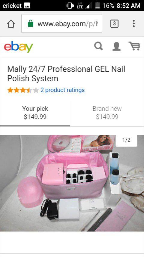 Mally nail system