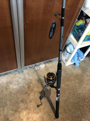 Brand new heavy duty Fishing combo for Sale in Davie, FL
