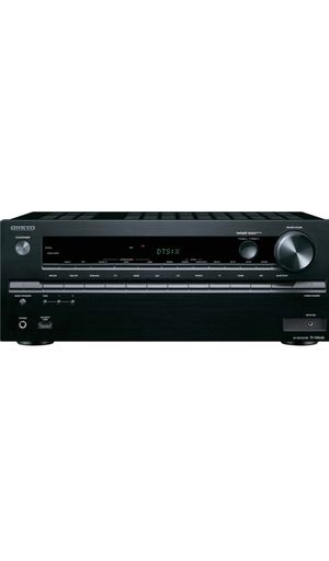 Onkyo TX-NR646 7.2 channel home theater with WiFi, Bluetooth, Apple AirPlay, and Dolby Atmos for Sale in Los Angeles, CA