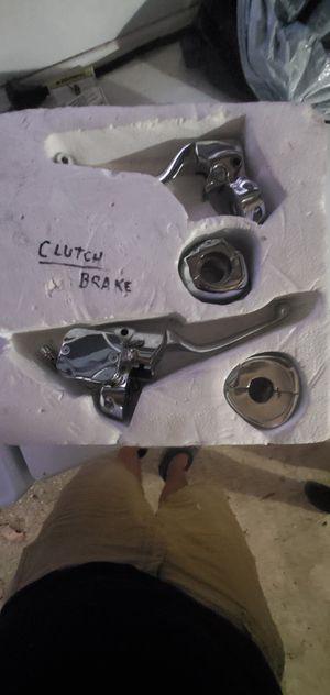 9/16 chrome handlebar kit for Sale in Denham Springs, LA