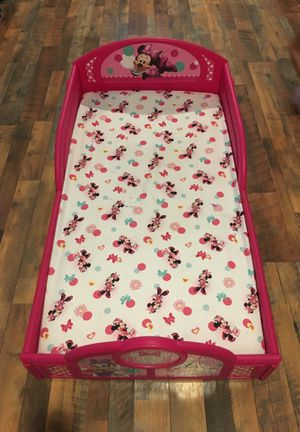 Minnie Mouse Bed for Sale in Colorado Springs, CO