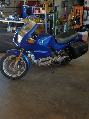 1985 BMW K100 motorcycle for Sale in House Springs, MO