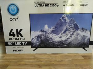 "Onn 50"" HD TV Brand New for Sale in Nashville, TN"