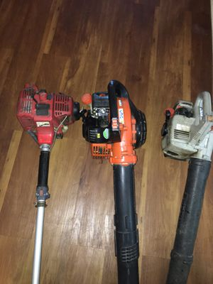 Weed eater and blowers for Sale in Villa Park, CA