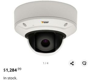 Axis Q3515-LV 9mm, 2MP/1080p Indoor Dome IP Camera, 01039-001 for Sale in Inman, SC