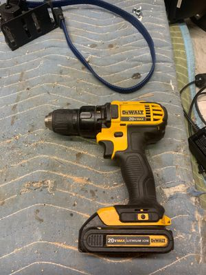 Dewalt 20v cordless drill for Sale in High Point, NC