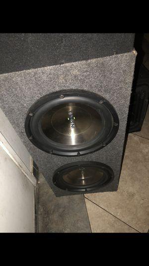 12inch speakers for Sale in Norwalk, CA