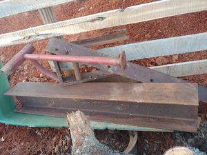 2 5 foot I beams 8 by 8 for Sale in Glade Hill, VA