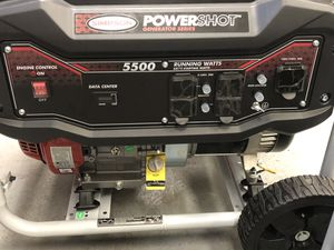 New Simpson 5500 WT generator for Sale in Coconut Creek, FL