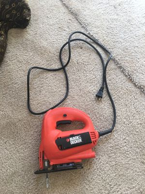 4.5 Amp Variable Speed Jigsaw for Sale in Woodbridge, VA