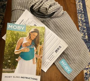 Moby sling baby carrier for Sale in Sun City, AZ