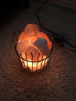 Salt Rock Lamp for Sale in Clovis, CA