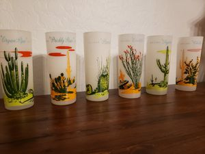 Blakely gas station collectable glasses for Sale in Surprise, AZ