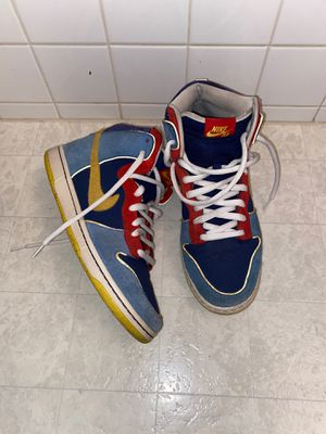 Nike SB Dunk Pac Man for Sale in Vancouver, WA