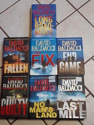 David baldacci for Sale in Milford, PA
