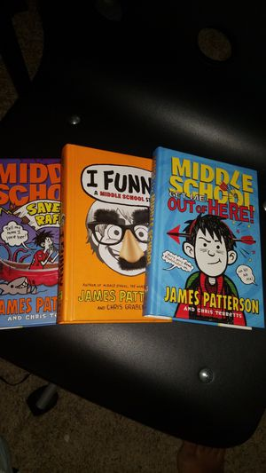 James Patterson Books for Sale in Lake Mary, FL