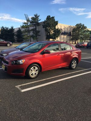 2016 Chevy Sonic LT for Sale in Camden, NJ