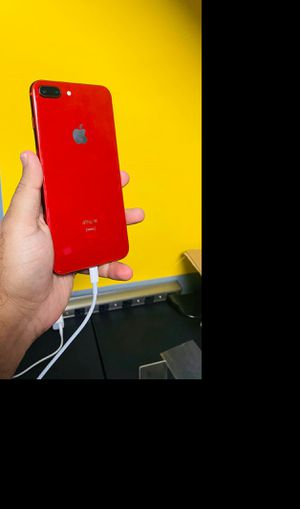 iPhone 8 Plus 64gb Red Edition Unlocked (Finance for $50 down, take home) $379 for Sale in Carrollton, TX
