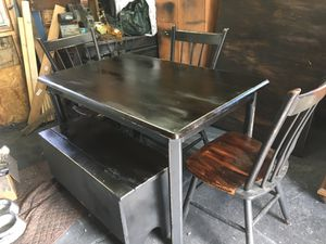 Small size country table set for Sale in Watsontown, PA