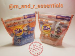 $4Tide/arm and hammer${link removed} pods $2.50 for Sale in Philadelphia, PA