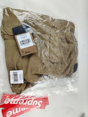 Supreme The North Face Belted Cargo Pants Zip Shorts TNF Medium Gold for Sale in Worth, IL