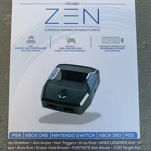 Cronus Zen NEW CronaMAX Gaming Adapter for Sale in Chamblee, GA