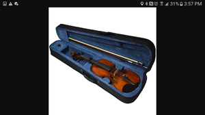 New violin with case and accessories for Sale in Fresno, CA