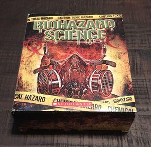NEW Biohazard Science Kit for Sale in Port St. Lucie, FL