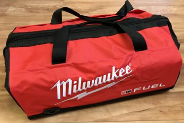 NEW m18 m12 Milwaukee tools FUEL Contractors toolbag Bag for Sale in Vancouver,  WA