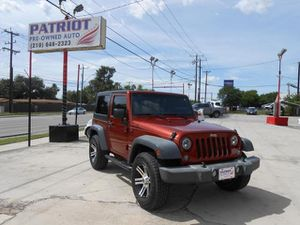 2014 Jeep Wrangler for Sale in San Antonio, TX