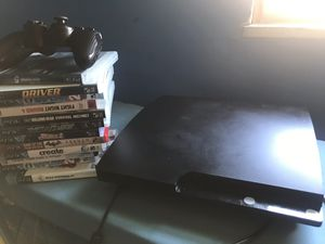 PS3 and games for Sale in Columbus, OH