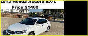 ֆ14OO_2013 Honda Accord for Sale in Seattle, WA