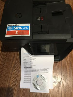 HP Officejet Pro 6978 All-in-one Wireless Printer - Black for Sale in Anaheim, CA