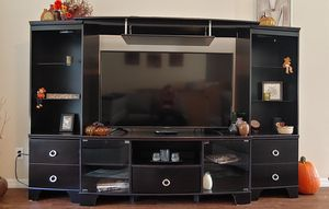 4 Piece Entertainment Center from Ashley Furniture for Sale in Orange City, FL