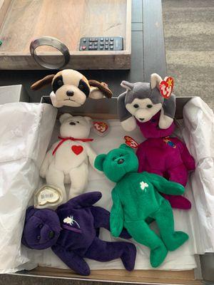 Beanie babies for Sale in Walnut Creek, CA